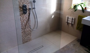 Wetroom Bathroom Installer